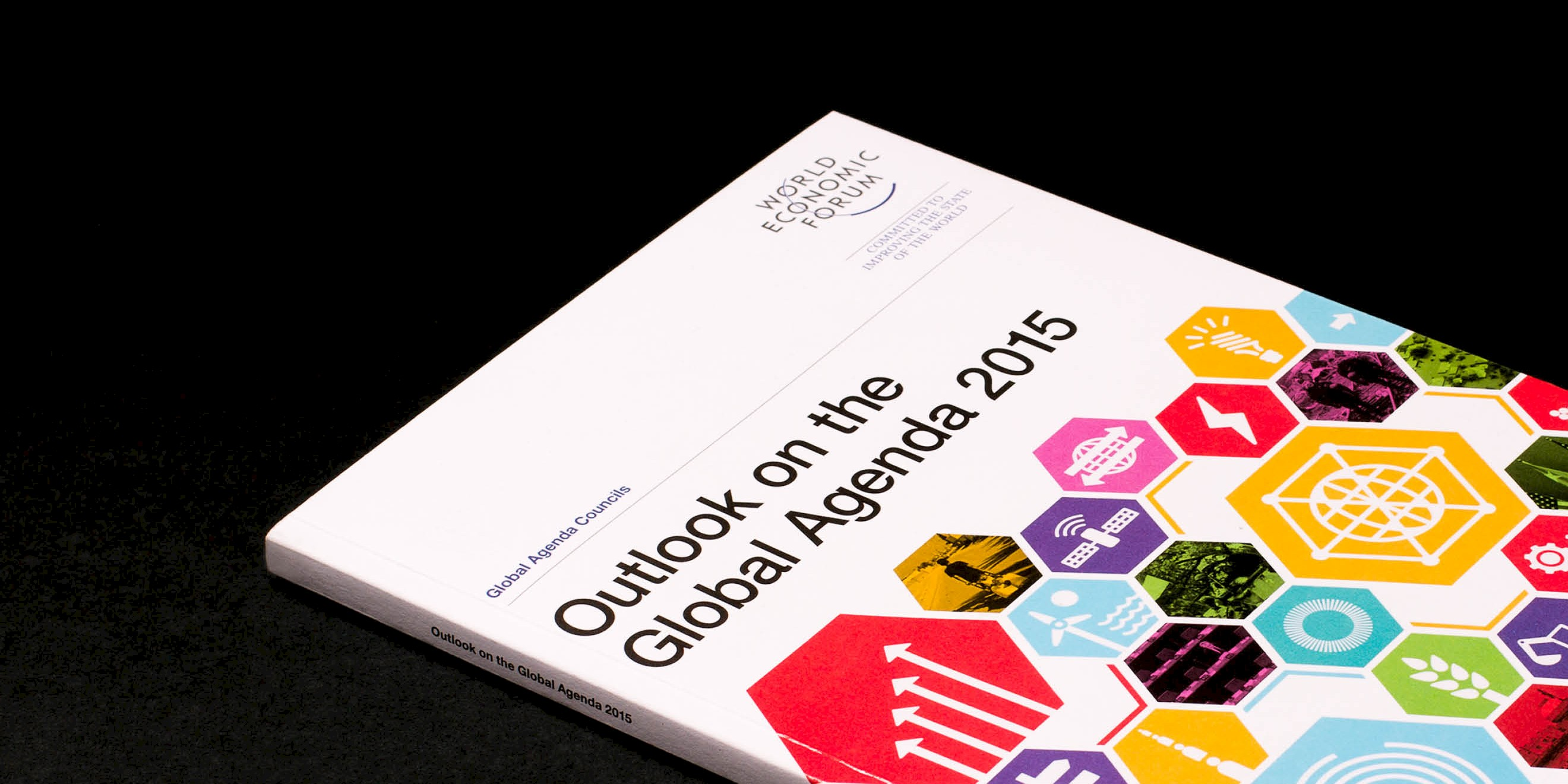World Economic Forum: Outlook on the Global Agenda 2015 report by Human After All