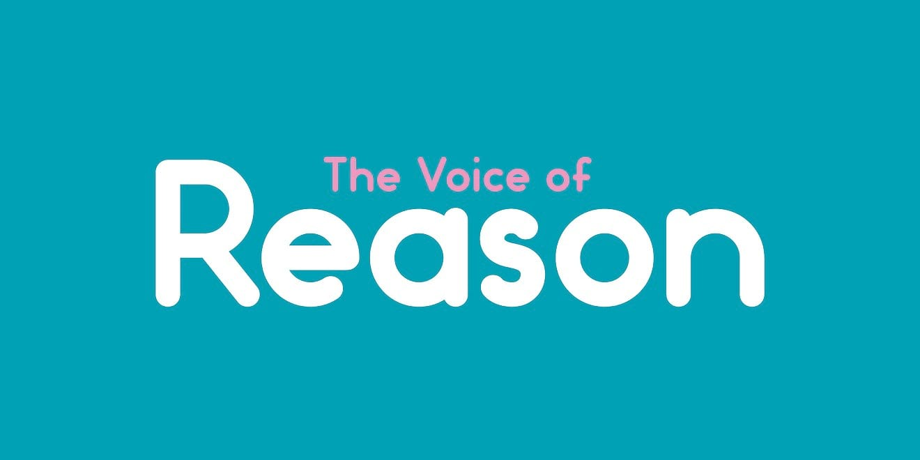 Searching for the voice of Reason by Paul Willoughby