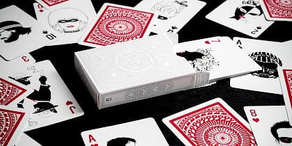Cult Movie Cards Kickstarter by Human After All design agency