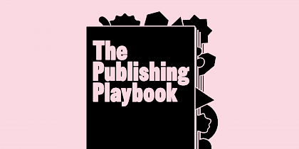 Publishing Playbook by Human After All design agency