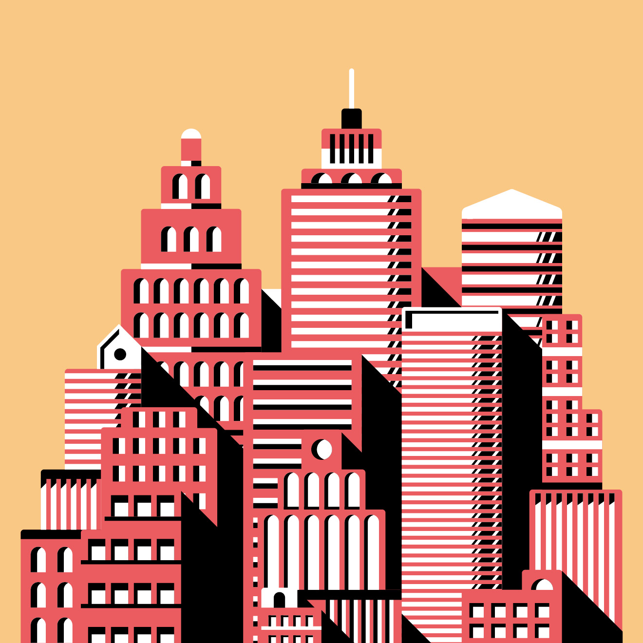 Illustration from Weapons of Reason: Megacities - image 3
