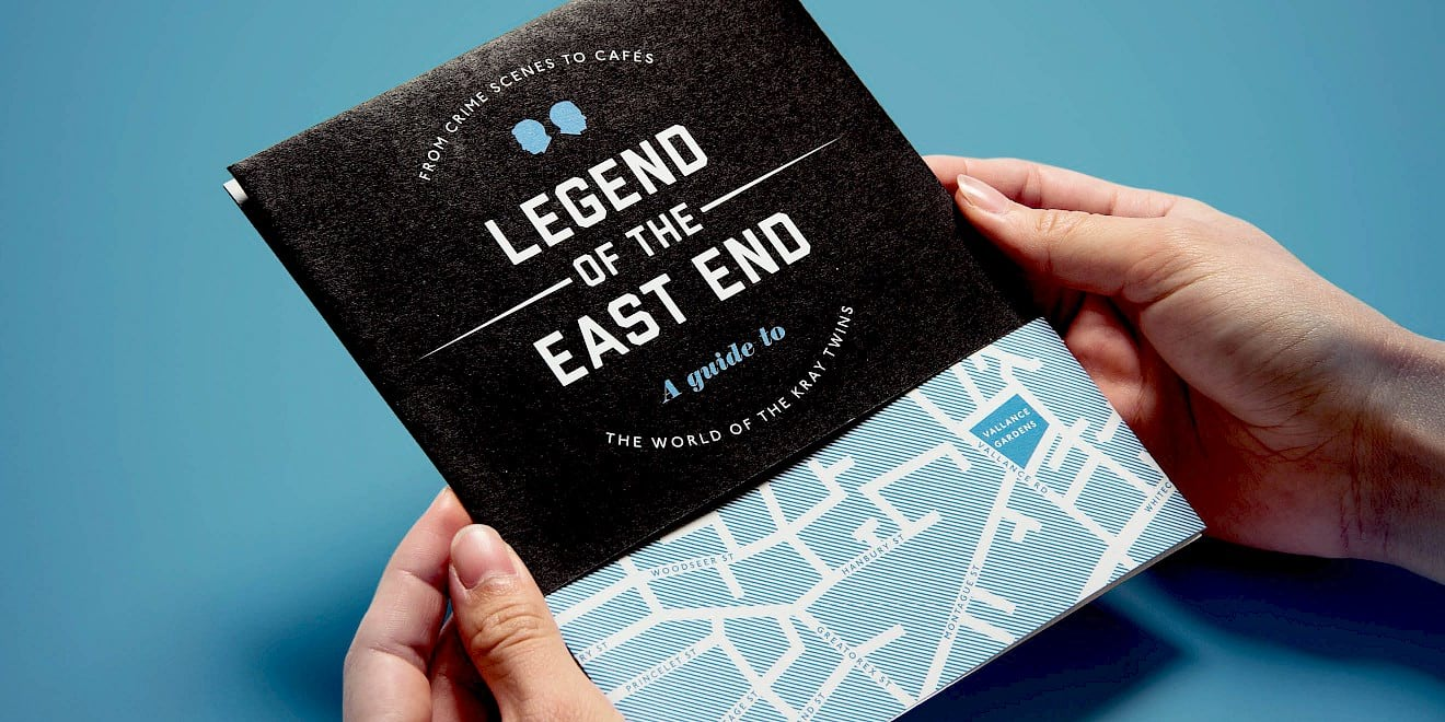 StudioCanal: Legend of the East End map