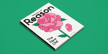 Weapons of Reason: The Ageing issue by Human After All design agency