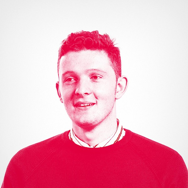 James Liddy, Junior Copywriter at Human After All creative agency