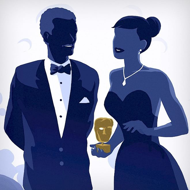 BAFTA 2016 TV and TV Craft Awards illustration detail 1