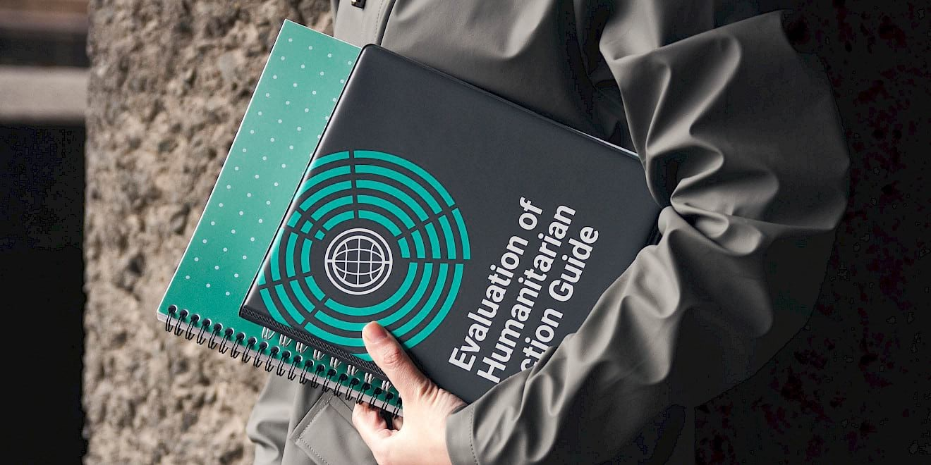 Carrying the guide - ALNAP Evaluation of Humanitarian Action Guide