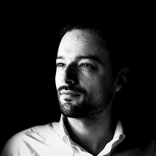 Alex Capes, Co-founder & Head of Digital at Human After All design agency