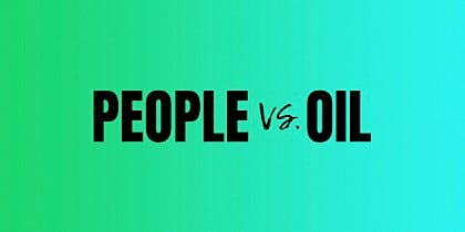 Greenpeace People vs. Oil campaign brand identity